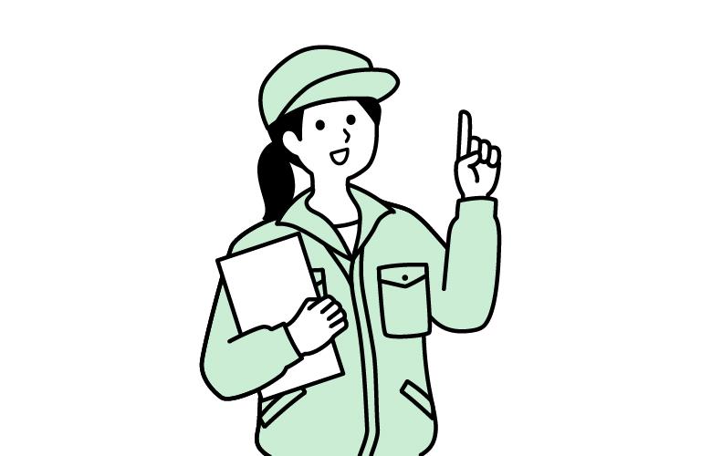 職種 : 電気施工管理