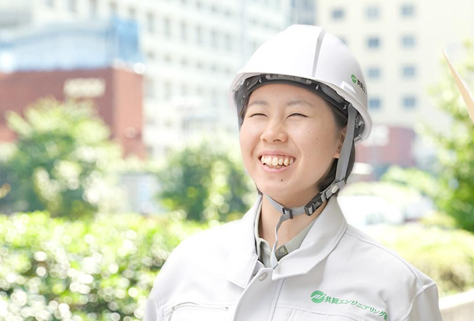 女性エンジニアの活躍が大歓迎される建設業界